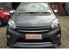 2014 Toyota Agya 998 G Hatchback Mulus Orisinil Terawat