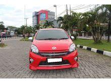 2015 Toyota Agya G AT  TRD Sportivo paket kredit murah tdp 15 jt