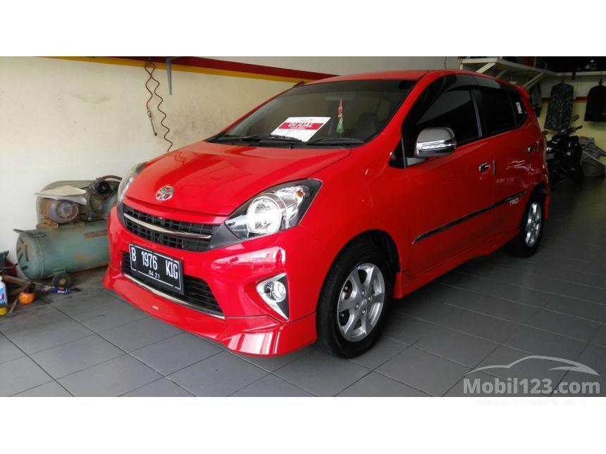 Toyota Agya 2016 TRD Sportivo 1.0 di DKI Jakarta Manual ...