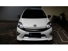2014 Toyota Agya 998 TRD Sportivo Hatchback