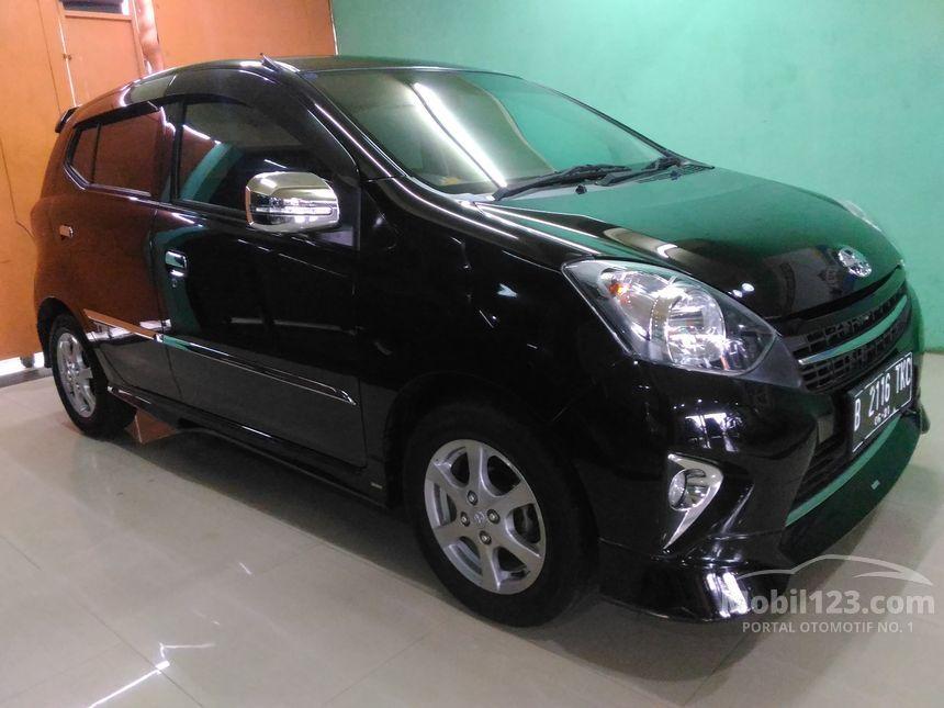 Jual Mobil Toyota Agya 2016 TRD Sportivo 1.0 di Banten ...