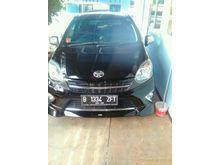 2015 Toyota Agya TRD Sportivo Hatchback Black