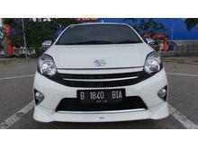 2014 Toyota Agya TRD Sportivo Body Mulus