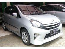 2014 Toyota Agya 998 TRD Sportivo DP Ringan