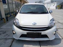 2013 Toyota Agya 1.0 TRD Sportivo Hatchback
