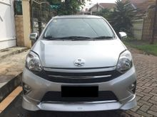 2014 Toyota Agya 998 TRD S Full Bodykit Terawat