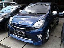 Toyota Agya 1.0 TRD Sportivo 2015 Manual ANTIK , sporty , TDP 10 jtan