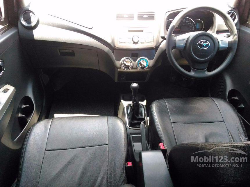 2013 Toyota Agya TRD Sportivo Hatchback