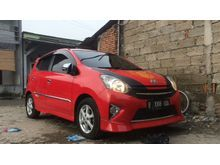 Toyota Agya TRD Sportivo Full Upgrade Aksesories