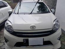 2015 Toyota Agya 998 TRD Sportivo Hatchback Matic km Rendah