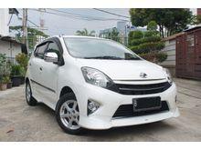 2014 Toyota Agya 998 TRD Sportivo PUTIH ( Tipe Tertinggi )