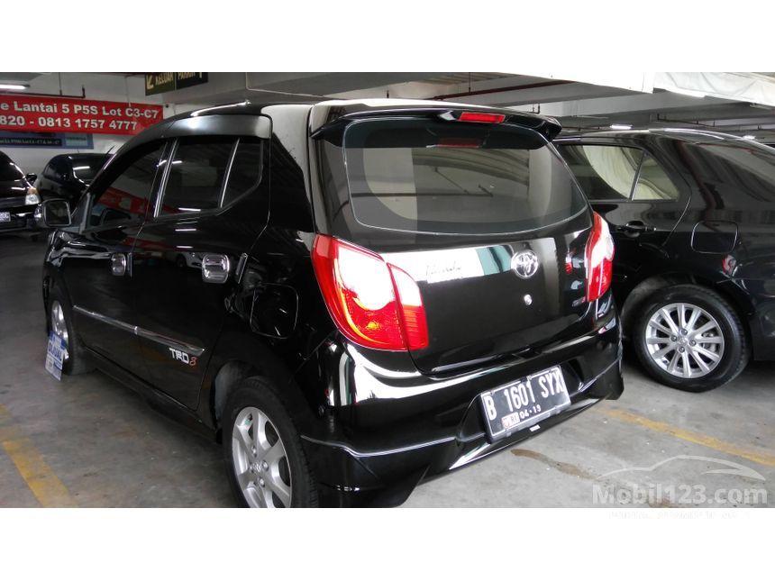 Toyota Agya 2016 TRD Sportivo 1.0 di Sulawesi Selatan ...