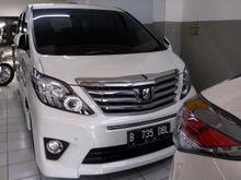 2013 Toyota Alphard 2.4 G G