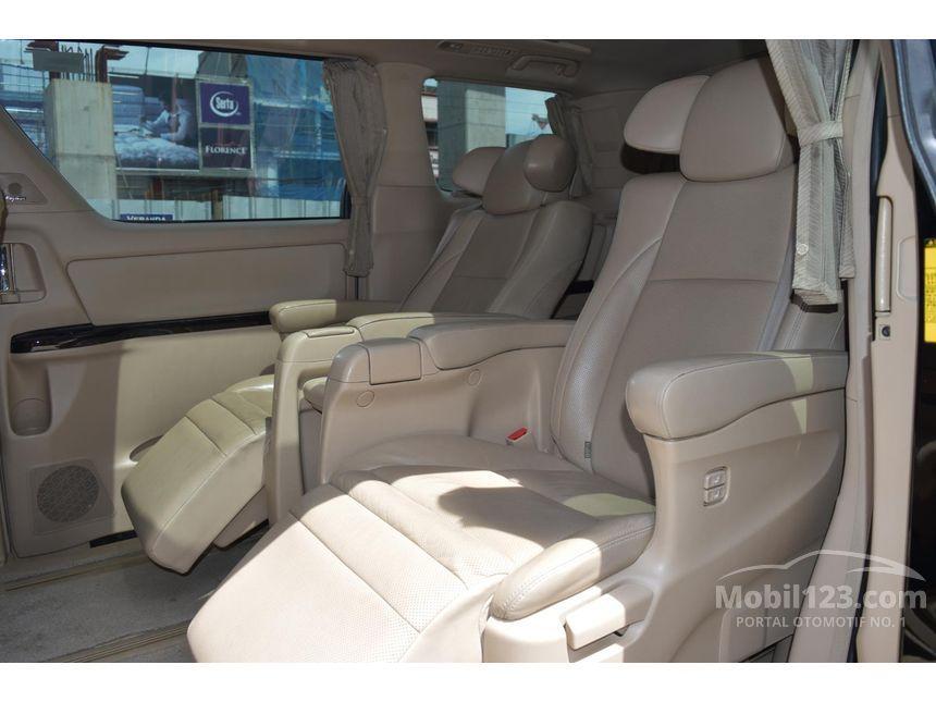 2012 Toyota Alphard G G MPV