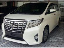 Toyota Alphard 2.5 G A/T