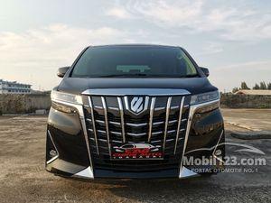2018 Toyota Alphard 2.5 G Van Wagon