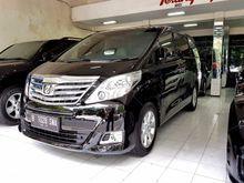 2012 Toyota Alphard 3.5 V ATPM #vellfire #zg #sc