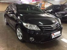 2011 Toyota Altis 1.8  MPV Minivans
