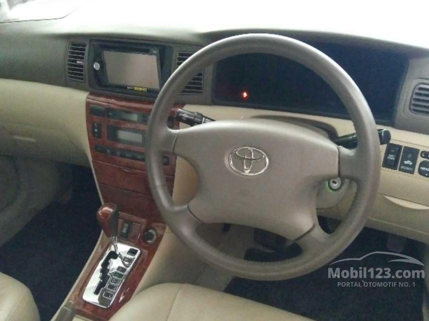 2004 Toyota Altis Sedan