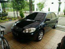 2001 Toyota Altis 1.8 Sedan tipe J