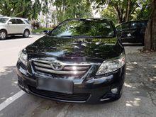 2010 Toyota Altis 1.8 Sedan