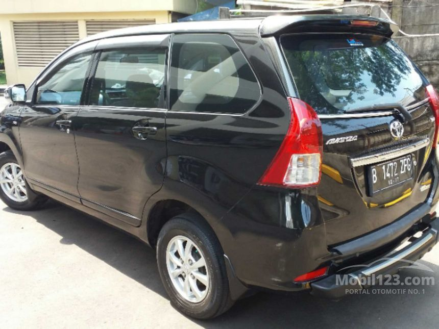 Toyota Avanza 2012 1 3 Di Dki Jakarta Automatic Compact