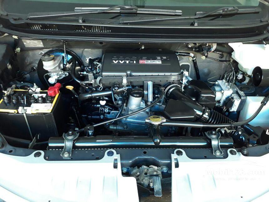 Toyota Avanza 2012 1 5 Di Dki Jakarta Manual Compact Car
