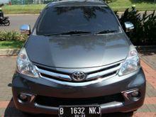 2012 Toyota Avanza 1.3  Compact Car City Car
