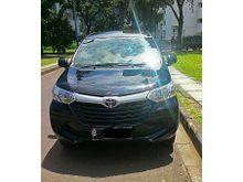 Toyota Grand NEW AVANZA 2015 Hitam Tipe E Manual