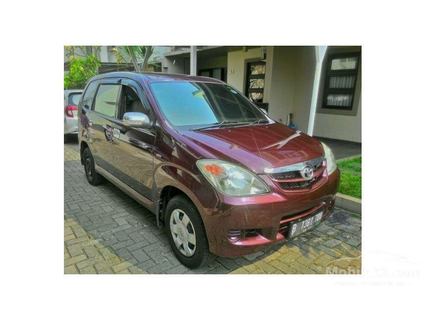 Toyota Avanza 2011 E 13 Di DKI Jakarta Automatic MPV