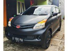 2012 Toyota Avanza 1.3 E MPV