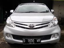 2013 Toyota Avanza 1,3 E MPV
