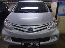 2013 Toyota Avanza 1.3 E Manual air bag
