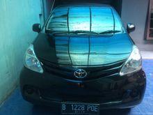 Dijual Toyota Avanza 1.3 E Tahun 2012