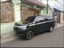 2016 Toyota Avanza 1.3 E MPV