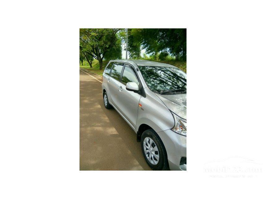Jual Mobil Toyota Avanza 2016 E 1.3 di Jawa Barat Manual ...