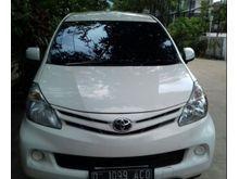 2014 Toyota Avanza 1.3 E MPV