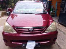 2006 Toyota Avanza 1.3 E MPV