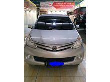 2013 Toyota Avanza 1.3 E manual ac dobel