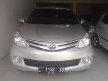 2012 Toyota Avanza 1.3 E MPV manual kredit TDP 14jt