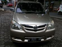 2007 Toyota Avanza 1.3 E MPV
