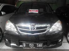 2010 Toyota Avanza 1.3 G Hitam Matic Istimewa