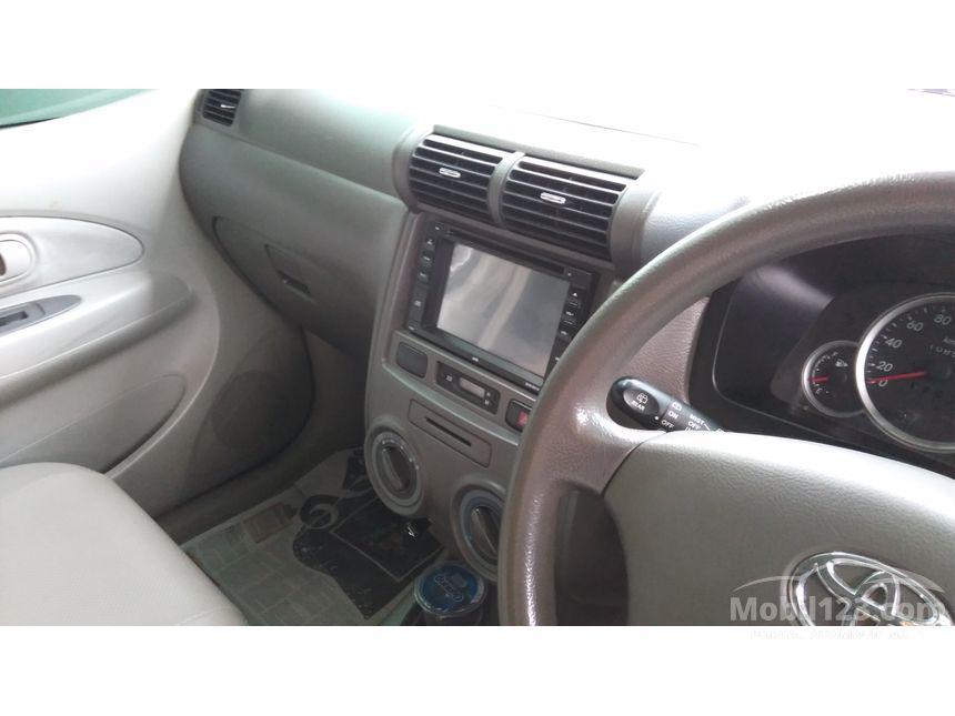 2009 Toyota Avanza G MPV