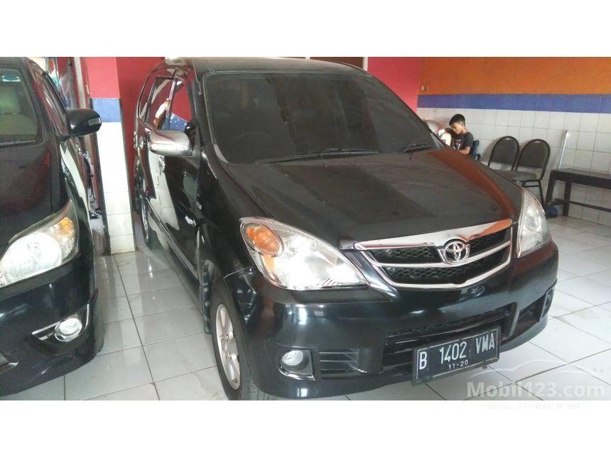 2010 Toyota Avanza G MPV