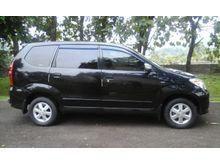 Toyota Avanza G manual 2009 hitam istimewa