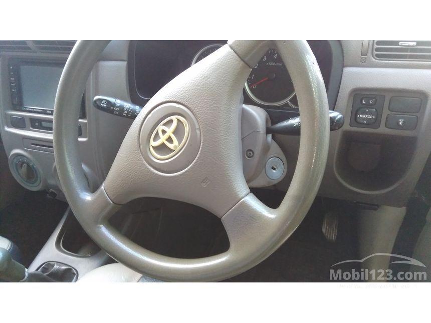 2007 Toyota Avanza G MPV