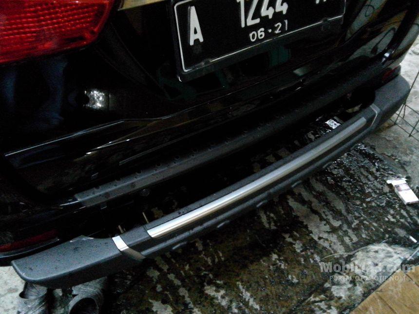 2016 Toyota Avanza G MPV