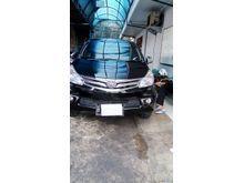 2013 Toyota New Avanza 1.3 G MPV M/T  Air bag Hitam Metalik