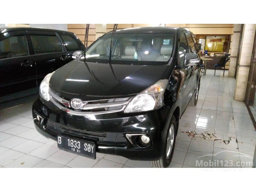 2011 Toyota Avanza G MPV