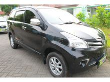 Toyota All New Avanza G 2012 Hitam ISTIMEWA